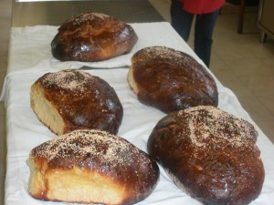 Dolci della tradizione preparati in Fattoria Antica Forconia a L'Aquila
