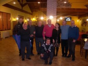 Gruppo Vas ospiti in Agriturismo Fattoria Antica Forconia a L'Aquila