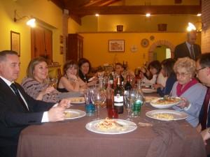 Famiglia in Agriturismo Fattoria Antica Forconia in Abruzzo