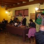 immagine di un momento durante la firma del protocollo d'intesa tra Panathlon e Centro Studi Sallustiani