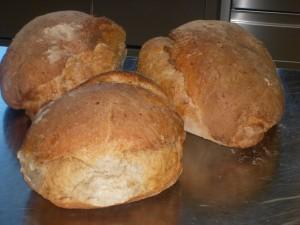 Pane fatto in casa della Fattoria Antica Forconia Agriturismo a L'Aquila