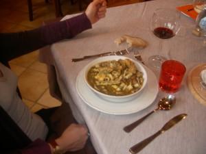 Piatti della tradizione in Agriturismo Fattoria Antica Forconia