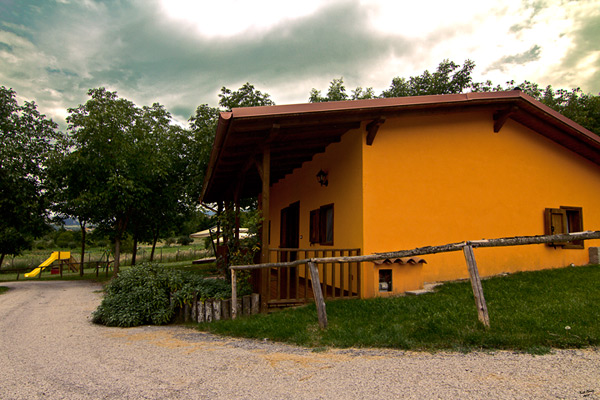 bungalow in montagna per 4 persone a l'Aquila