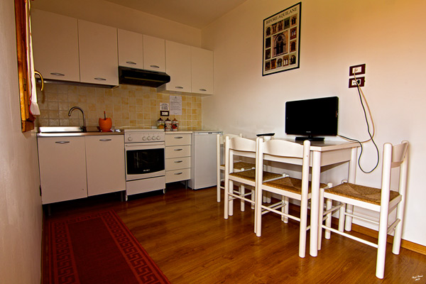 cucina bung. 3 pers