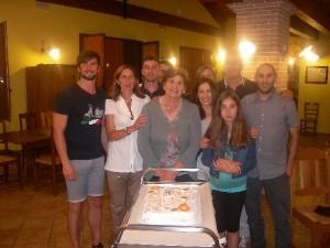 Festa di Compleanno in Agriturismo a L'Aquila alla Fattoria Antica Forconia