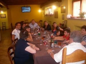 Antica Forconia location ideale per mangiare e festeggiare a L'Aquila