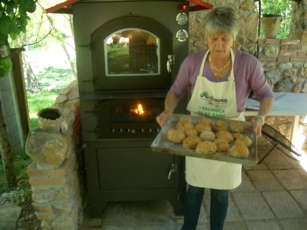 sfornata di pane