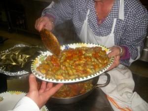 Piatti di pasta fatta in casa in Agriturismo a L'Aquila
