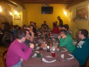 L'Aquila Basket in Agriturismo a L'Aquila Fattoria Antica Forconia