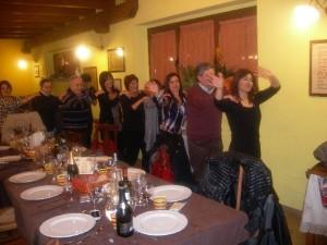 Trenino di celebrazione in Agriturismo Fattoria Antica Forconia