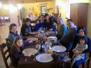 Compleanno per i 30 anni in Agriturismo vicino L'Aquila