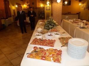 Buffet in Fattoria Antica Forconia Agriturismo a L'Aquila