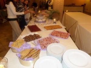 I dolci della cucina della Fattoria Antica Forconia Agriturismo