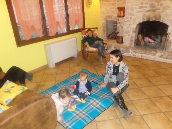 bambini e relax in Agriturismo in Abruzzo