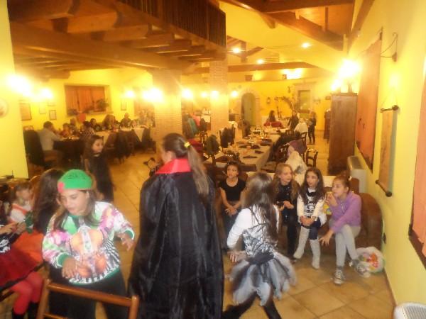 Festa di hallowen in Agriturismo L'Aquila