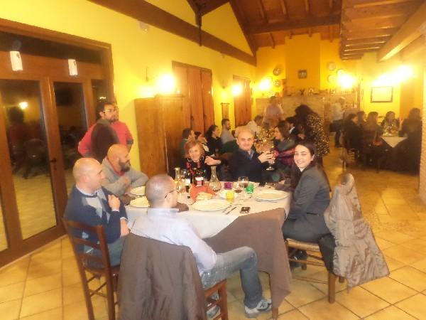 Cena di Natale in Fattoria a L'Aquila