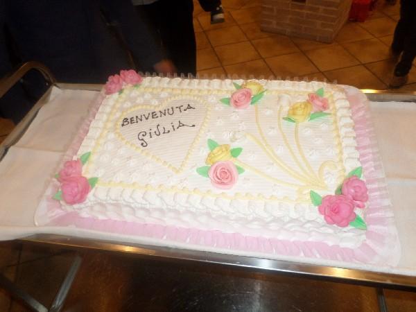 torta giulia in Agriturismo a L'Aquila