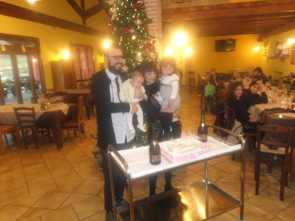 Un battesimo in fattoria a L'Aquila