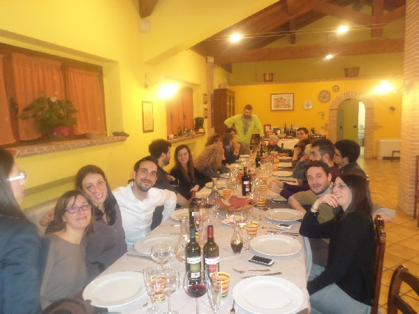 daniela e i suoi 30 anni in Agriturismo a L'Aquila