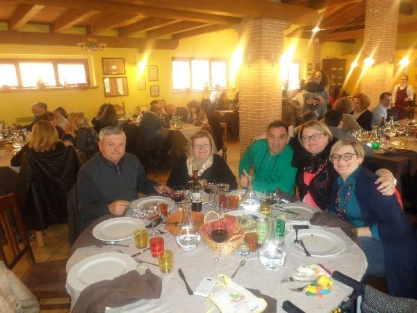 Famiglia ciccocioppo in Agriturismo a L'Aquila