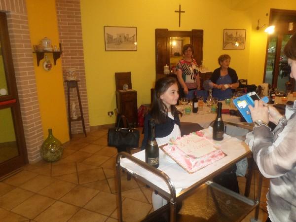 comunione alessia in Agriturismo a L'Aquila