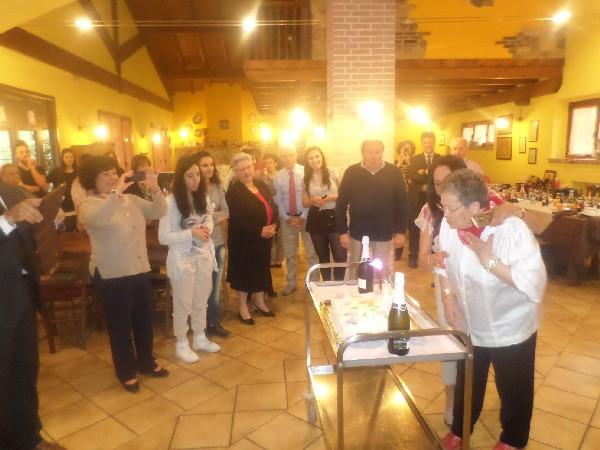 festa 80 anni in Agriturismo a L'Aquila
