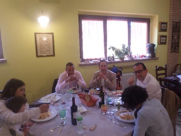 la squadra di gaglianoin Agriturismo a L'Aquila