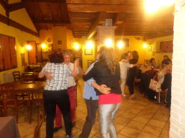 cena con ballo in Agriturismo a L'Aquila