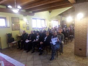 Convegno Acli in Fattoria Antica Forconia vicino L'Aquila