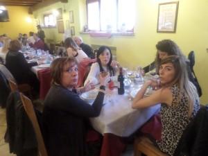 Pranzo di famiglia in Agriturismo a L'Aquila