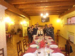 Festeggiamenti di Laurea in Agriturismo Antica Forconia